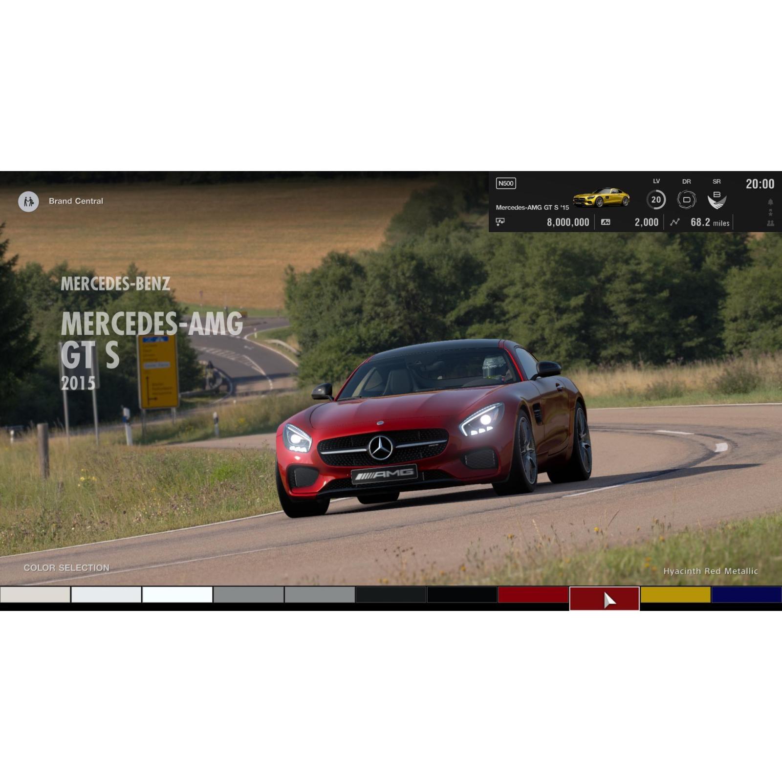 Игра SONY Gran Turismo Sport (поддержка VR) [PS4, Russian version] Blu (9828556) изображение 4