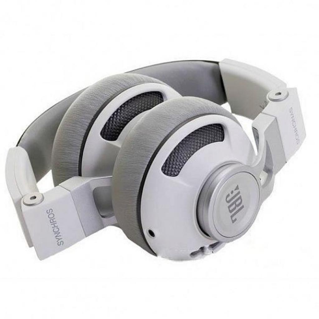 Наушники JBL Synchros S300i White/Silver (SYNOE300IWNS) изображение 3