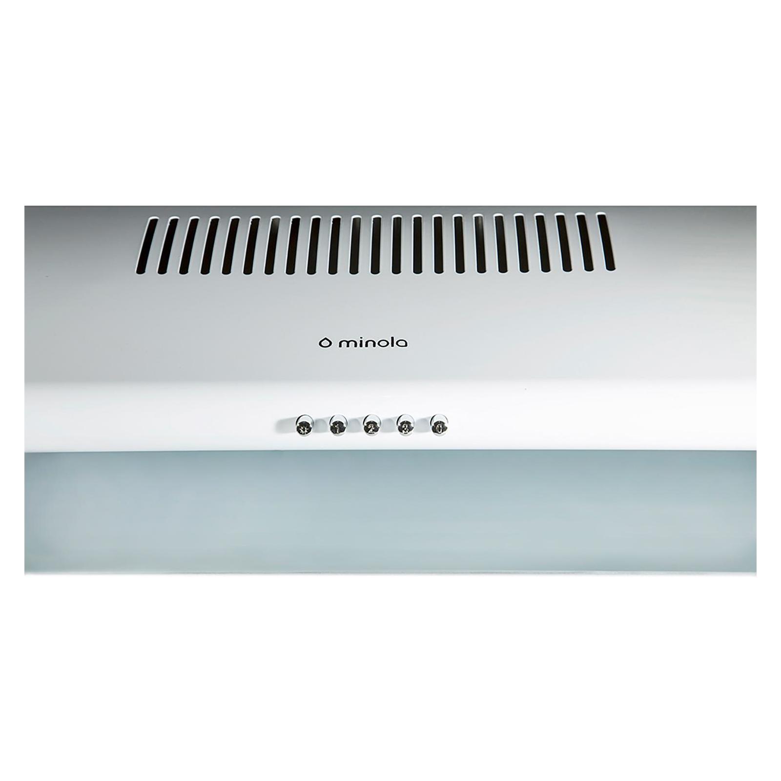 Вытяжка кухонная MINOLA HPL 6140 WH 630 изображение 3