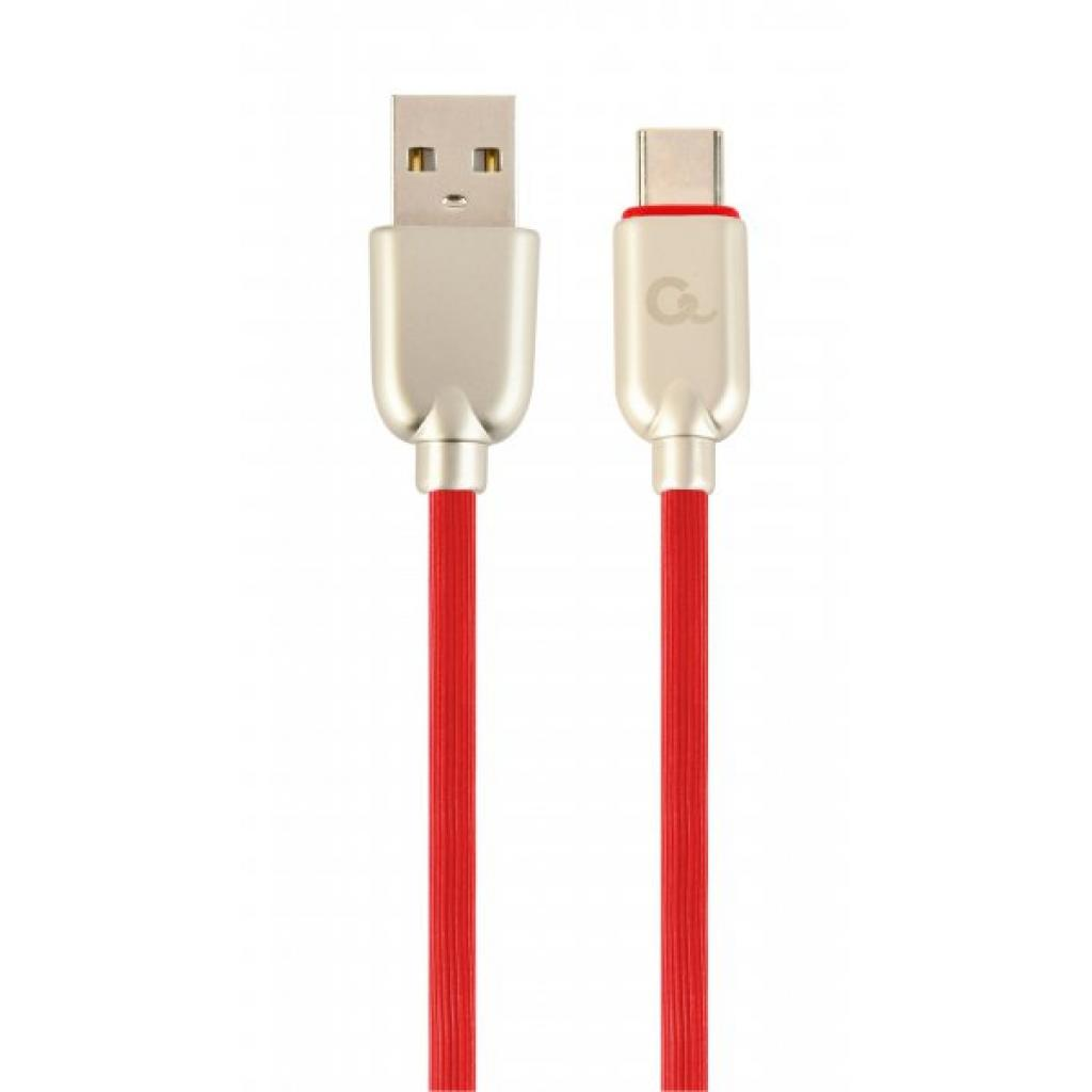 Дата кабель USB 2.0 AM to Type-C 2.0m Cablexpert (CC-USB2R-AMCM-2M-W)