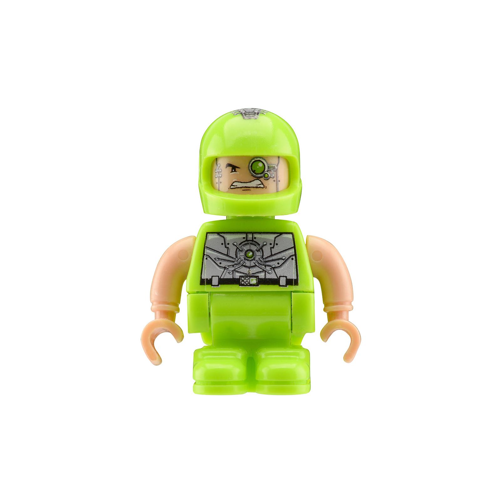 Радиоуправляемая игрушка Monster Smash-Ups Crash Car S2 Киборг Зеленый (TY6082A) изображение 3