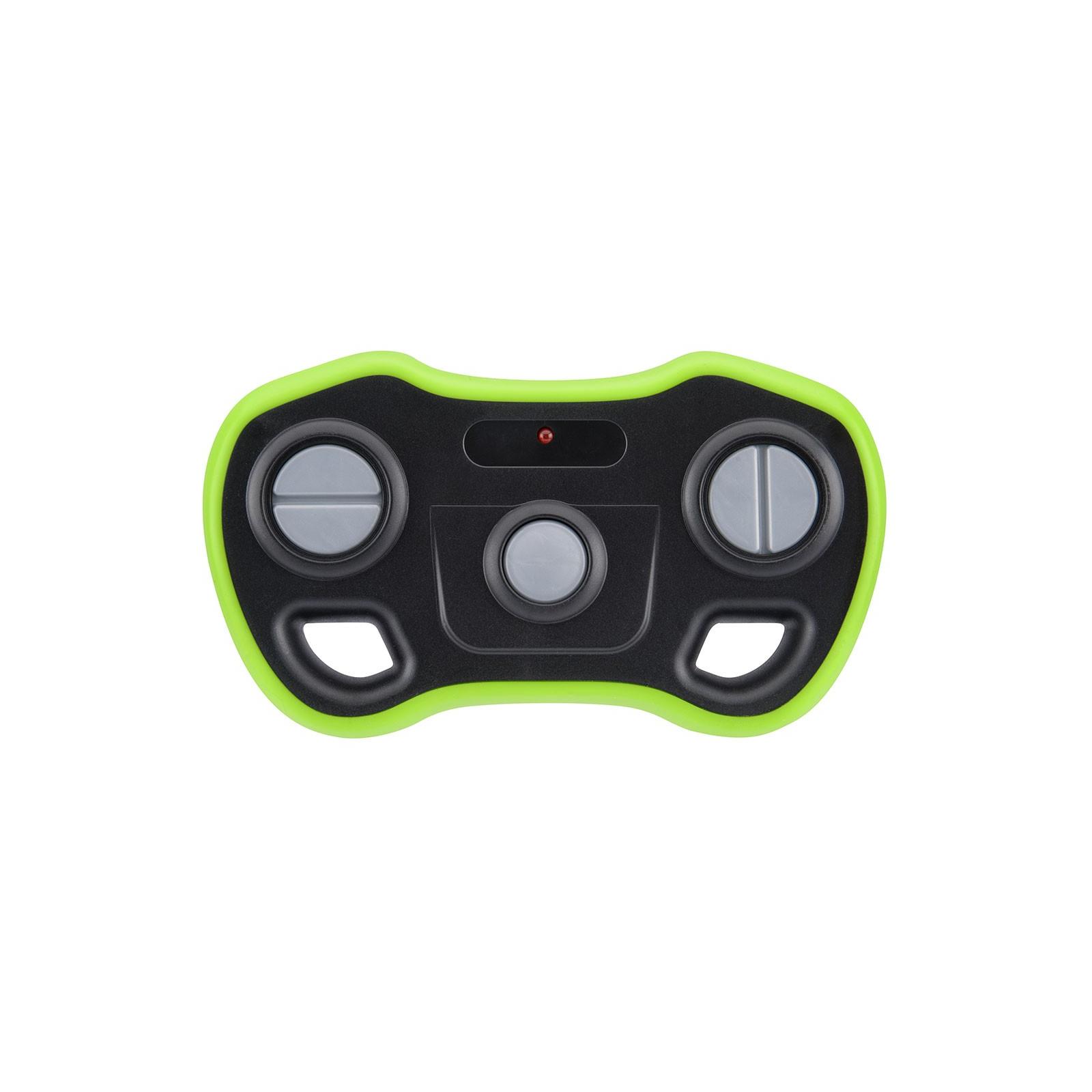 Радиоуправляемая игрушка Monster Smash-Ups Crash Car S2 Киборг Зеленый (TY6082A) изображение 4