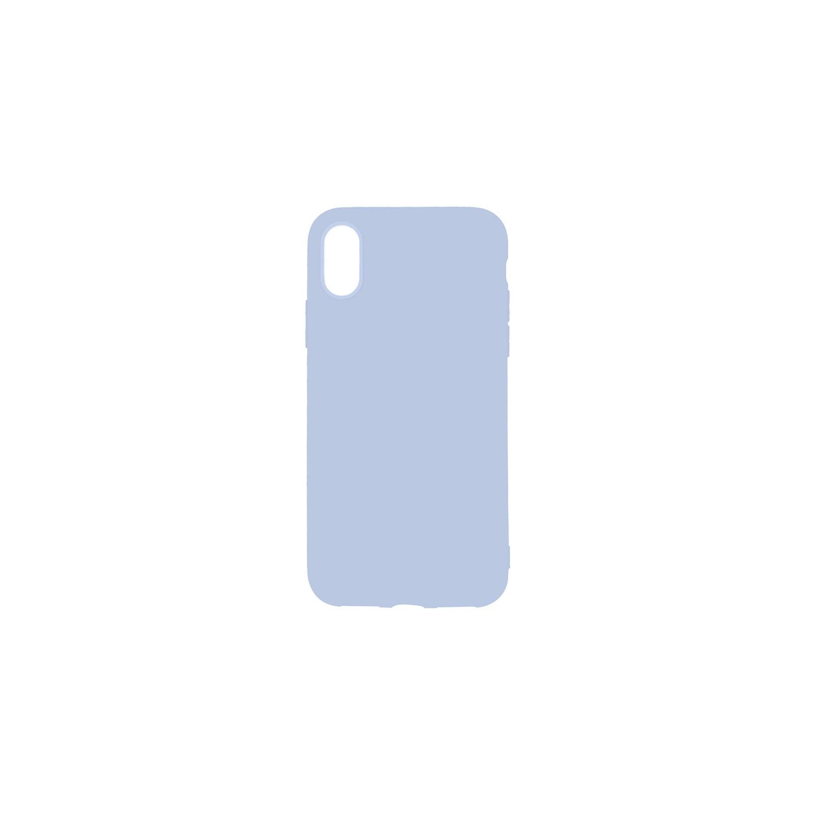 Чехол для моб. телефона Toto 1mm Matt TPU Case Apple iPhone XR Lilac (F_93972)