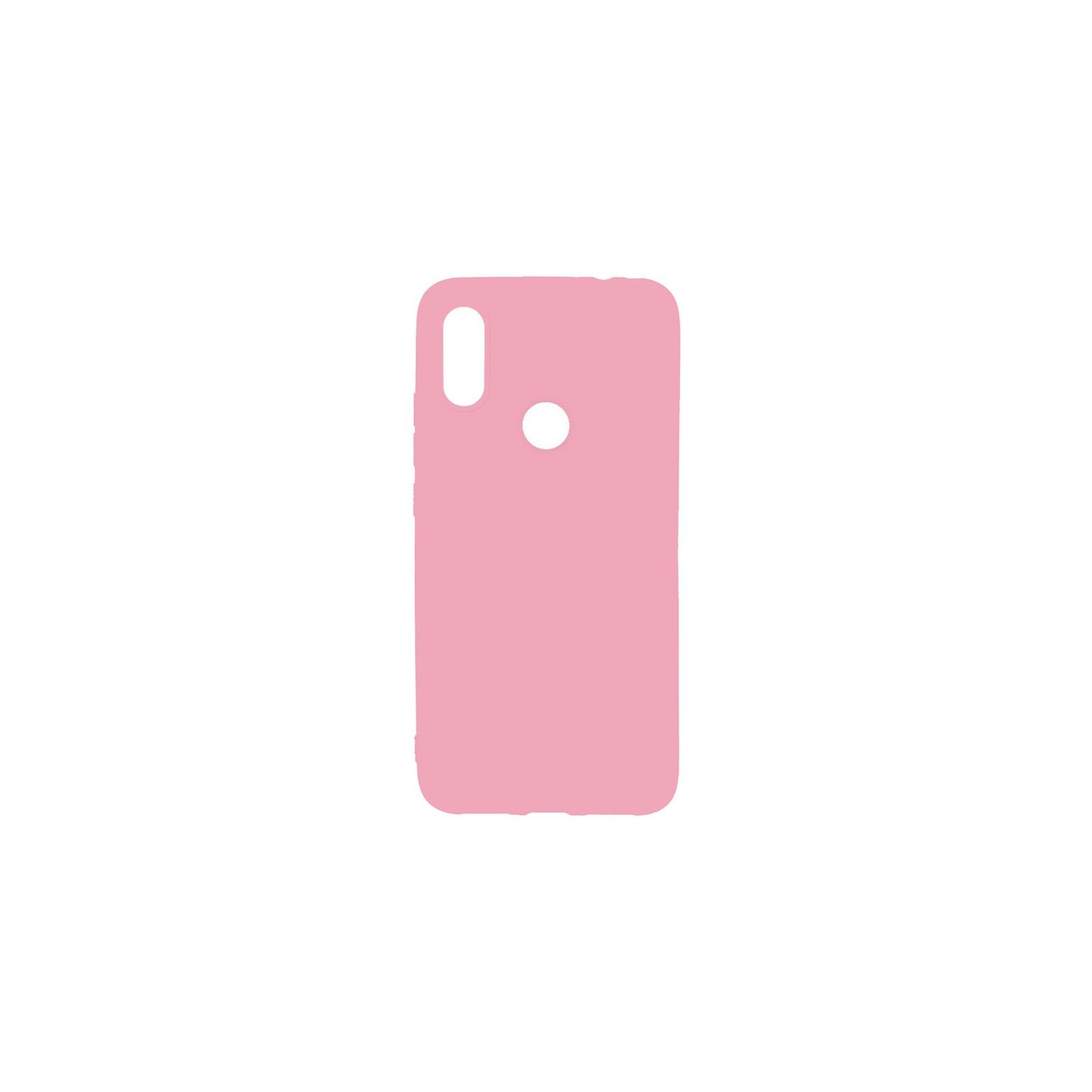 Чехол для моб. телефона Toto 1mm Matt TPU Case Xiaomi Redmi 7 Pink (F_94089)