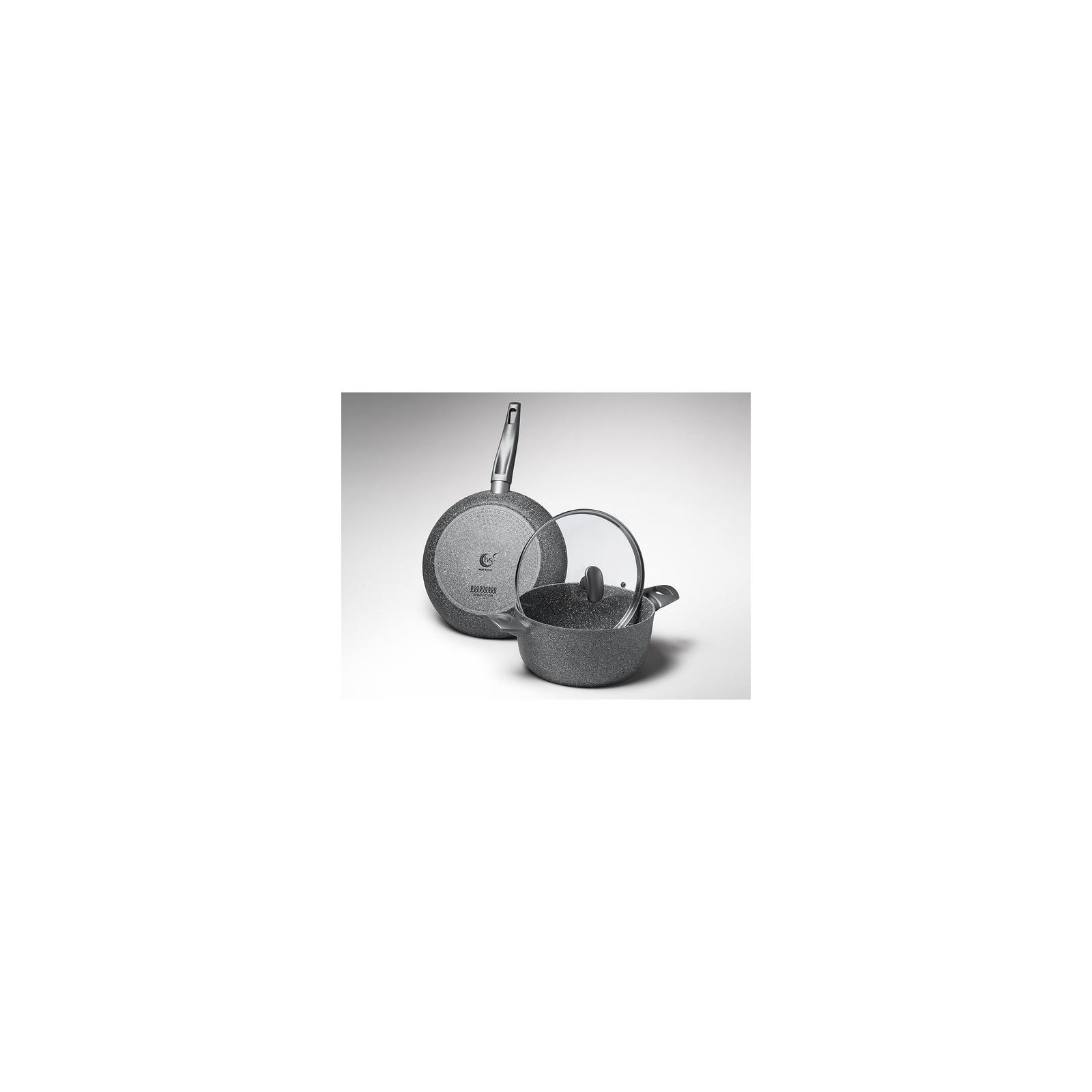 Сковорода TVS Mineralia induction Grill 28 х 28 см (BS730282910201) изображение 2