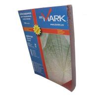 Обложка для переплета bindMARK пл. Кристалл А4 180 мкн (100 шт.) синяя (40023)