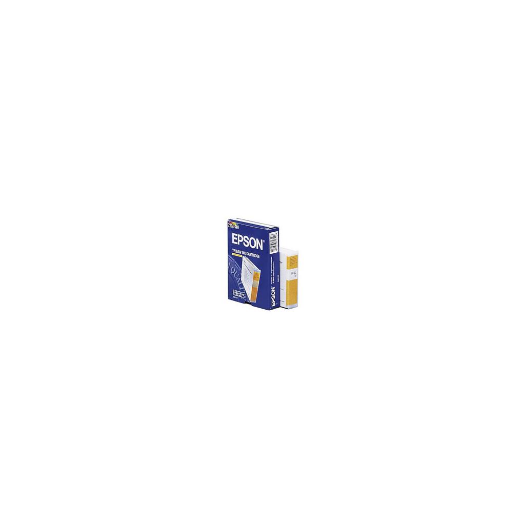 Картридж EPSON St Color 3000/Pro 5000 yellow (C13S020122)
