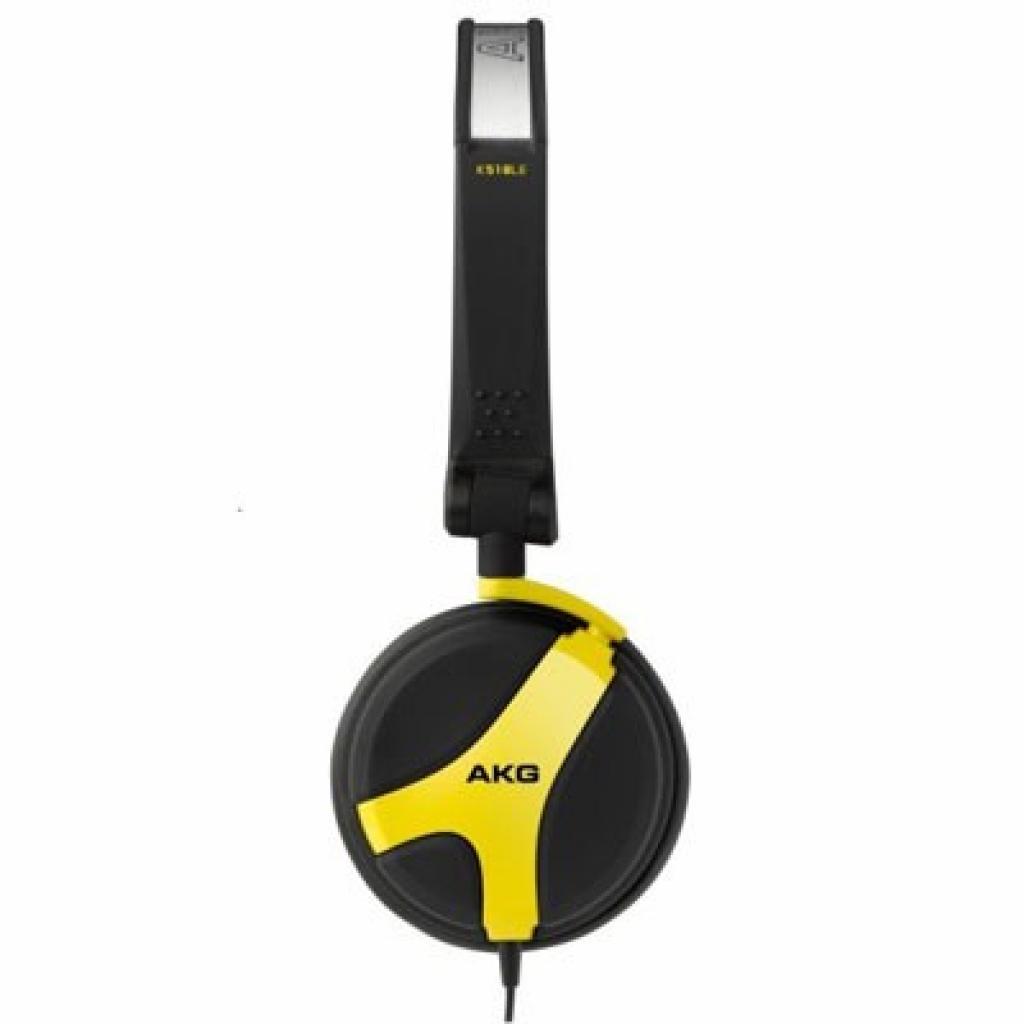 Наушники AKG K 518 LE золотий (K518LEYEL)