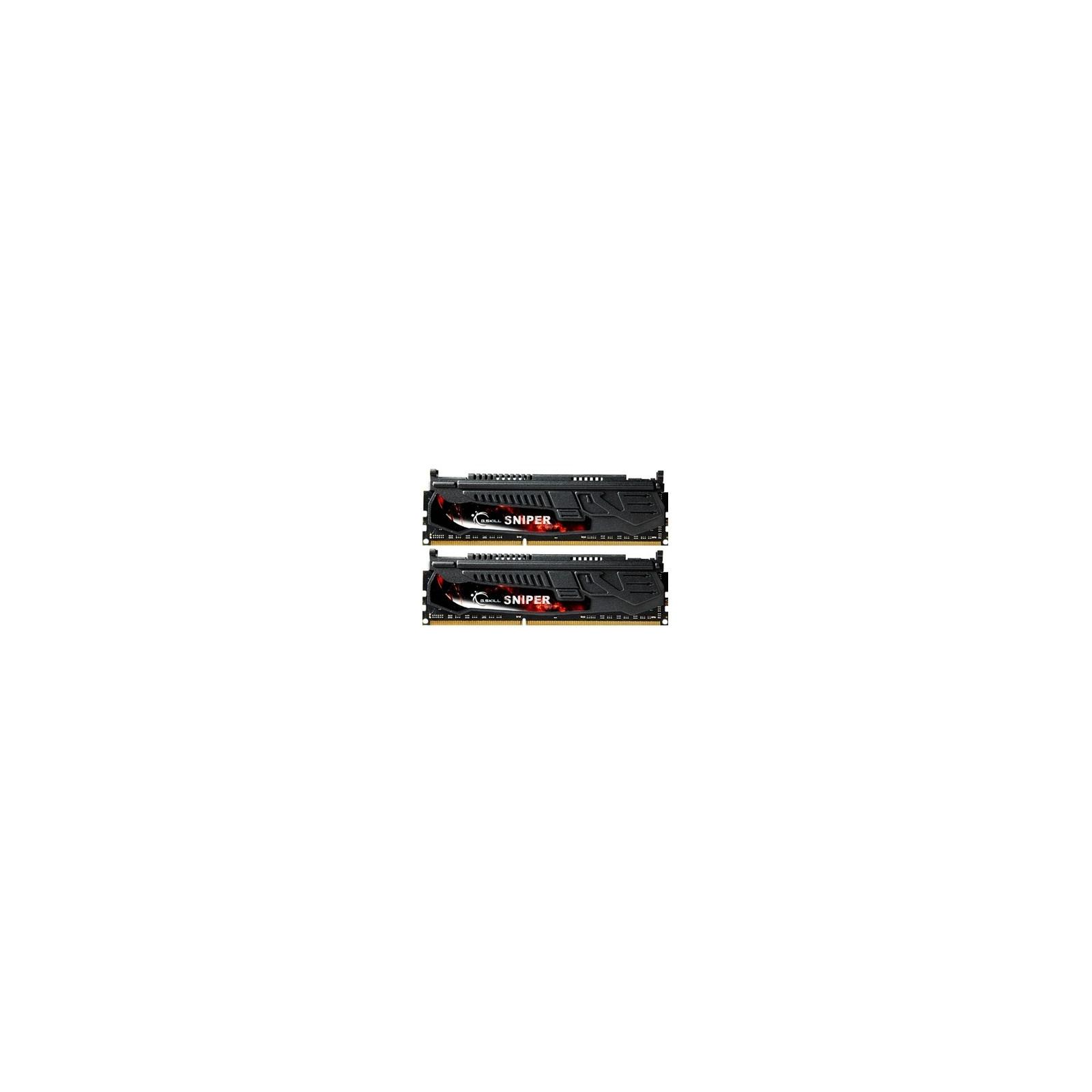 Модуль памяти для компьютера DDR3 8GB (2x4GB) 2133 MHz G.Skill (F3-17000CL11D-8GBSR)