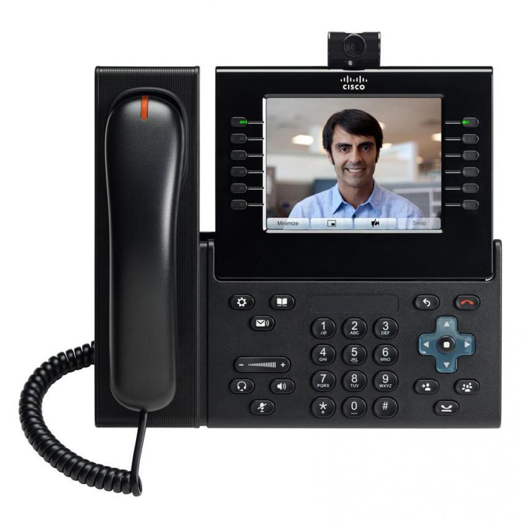 IP телефон Cisco CP-9971-CL-CAM-K9= изображение 2