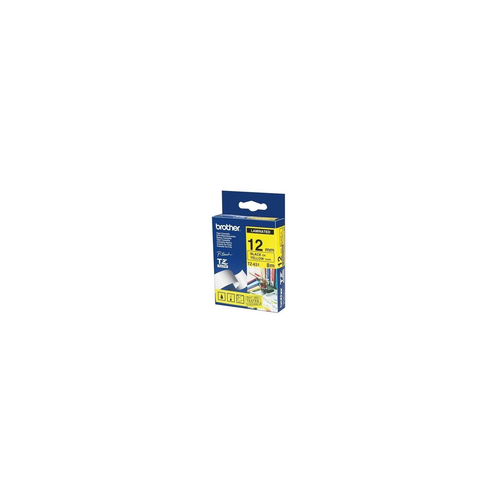 Лента для принтера этикеток Brother TZE631