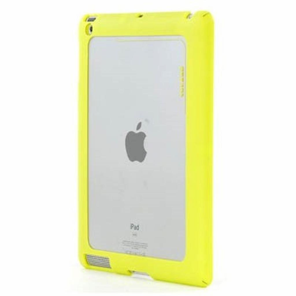 Чехол для планшета Tucano iPad2/3/4 Bordo Rubber+Polycarbonate (IPDBO23-V)