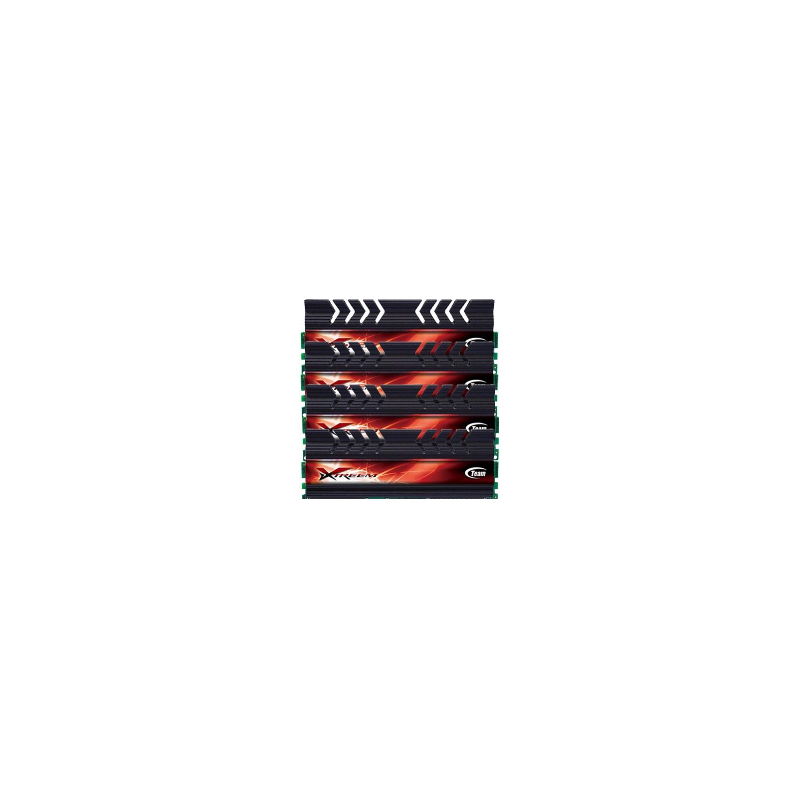 Модуль памяти для компьютера DDR3 16GB (4x4GB) 2400 MHz Team (TXD316G2400HC10QQC01)