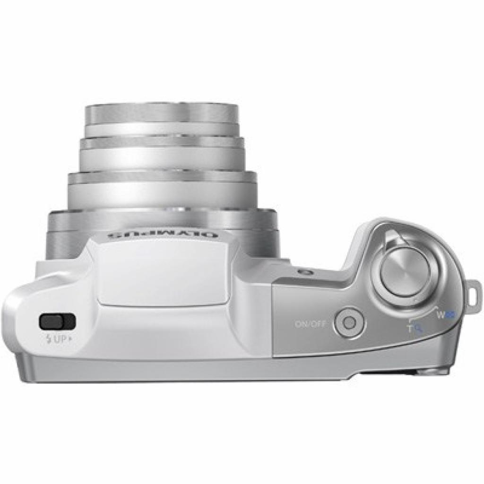 Цифровой фотоаппарат OLYMPUS SZ-16 white (V102100WE000) изображение 3