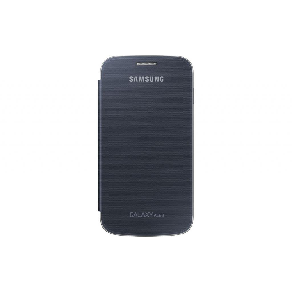 Чехол для моб. телефона Samsung S7272 Galaxy Ace 3/Black/Flip Cover (EF-FS727BBEGWW)