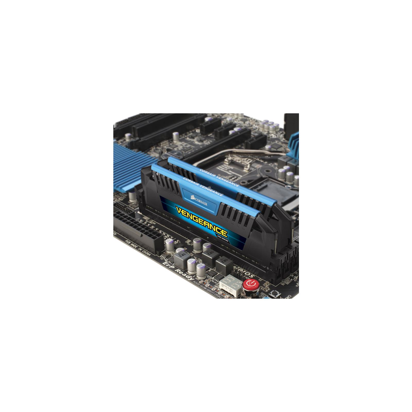 Модуль памяти для компьютера DDR3 8GB (2x4GB) 1600 MHz CORSAIR (CMY8GX3M2A1600C9B) изображение 2
