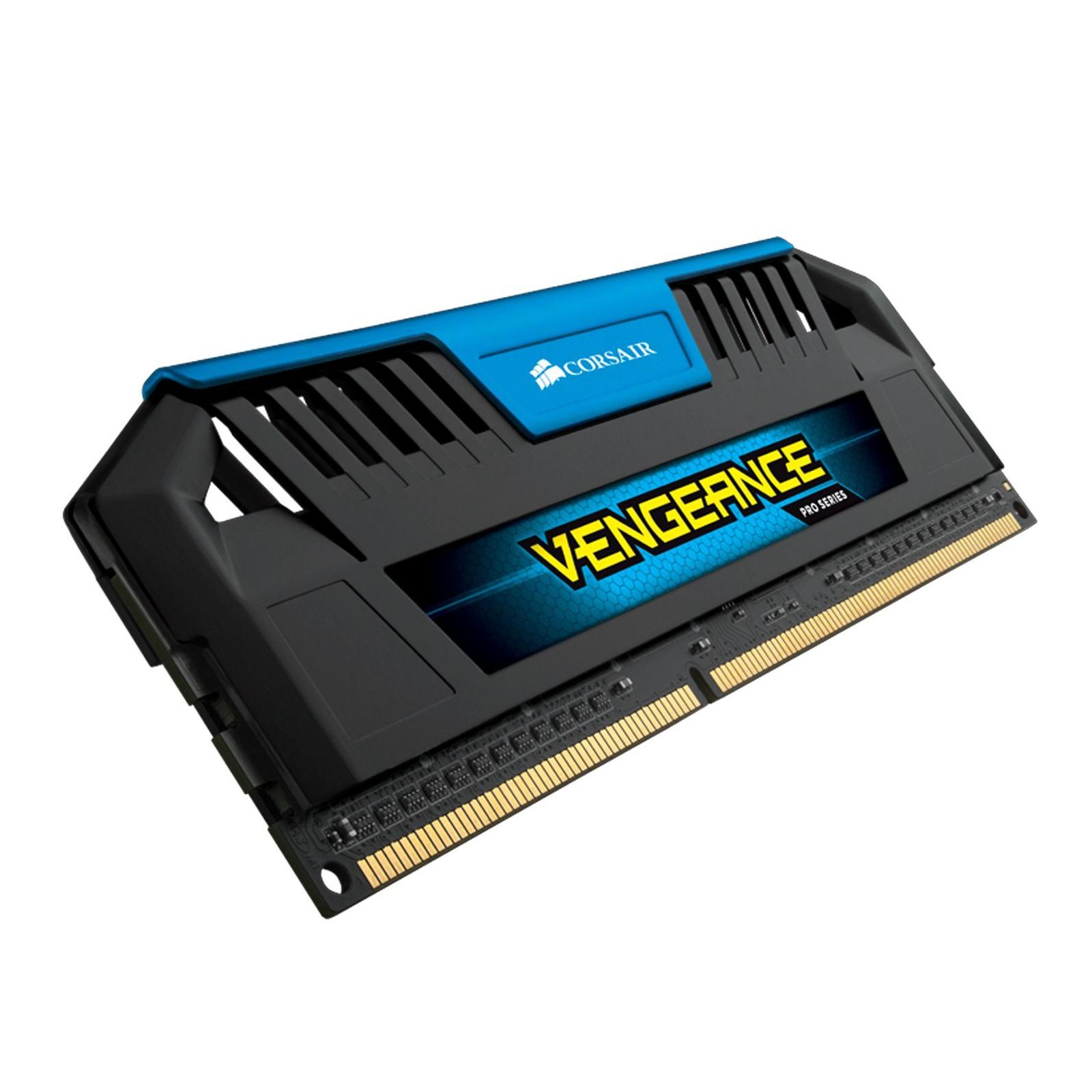 Модуль памяти для компьютера DDR3 8GB (2x4GB) 1600 MHz CORSAIR (CMY8GX3M2A1600C9B) изображение 3