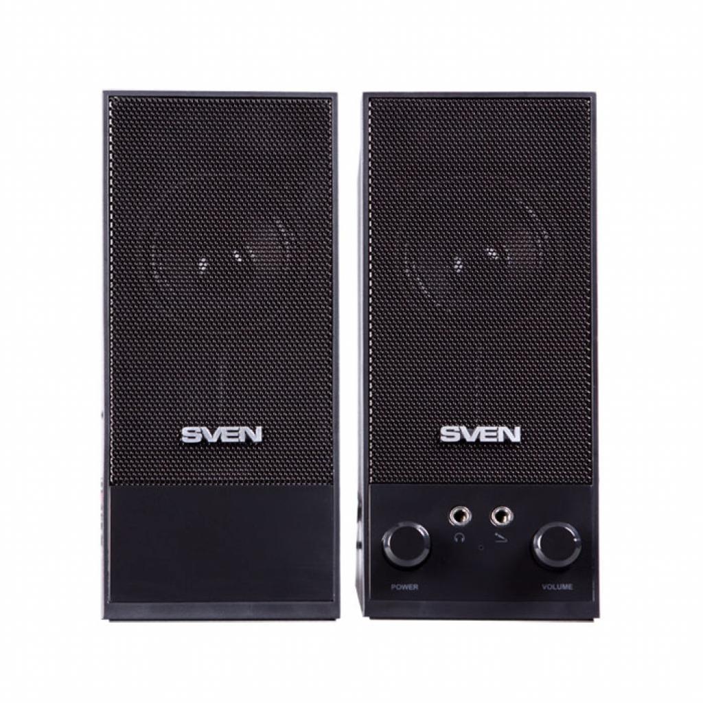 Акустическая система SVEN SPS-604 black изображение 2