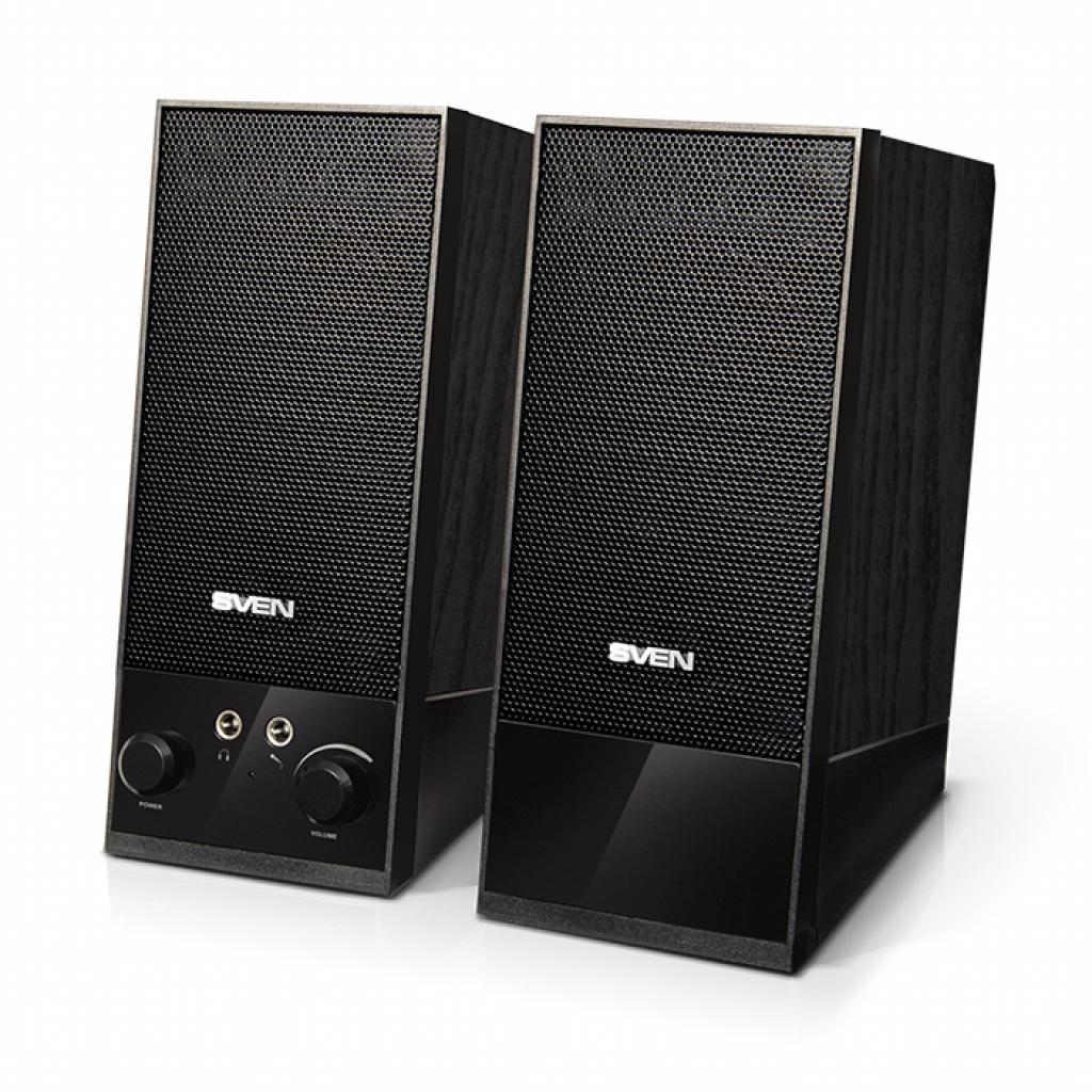 Акустическая система SVEN SPS-604 black