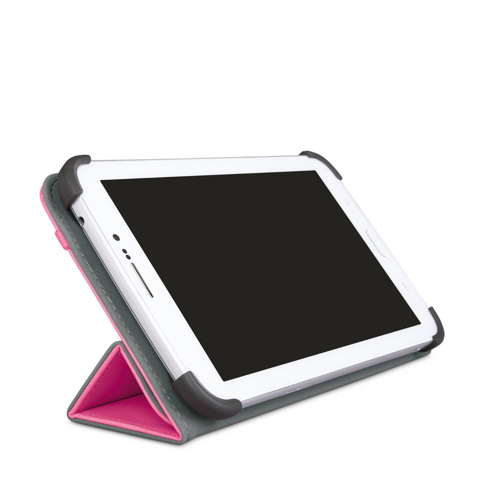 Чехол для планшета Belkin 7 GalaxyTab3 Tri-Fold Cover Stand/pink (F7P120vfC02) изображение 3