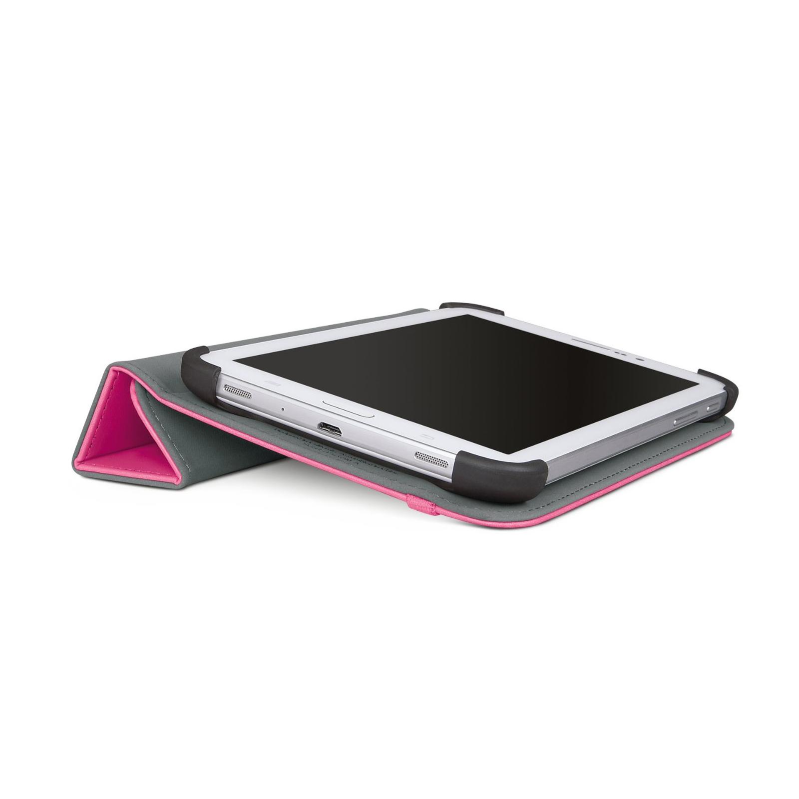 Чехол для планшета Belkin 7 GalaxyTab3 Tri-Fold Cover Stand/pink (F7P120vfC02) изображение 4