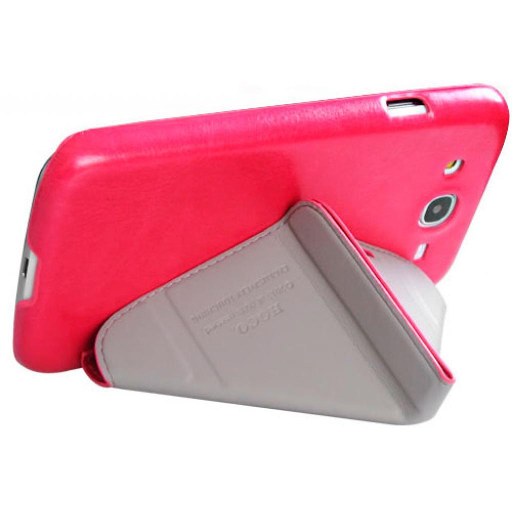 Чехол для моб. телефона HOCO для Samsung I9152 Galaxy Mega 5.8 /Crystal s (HS-L035 Rose Red) изображение 2