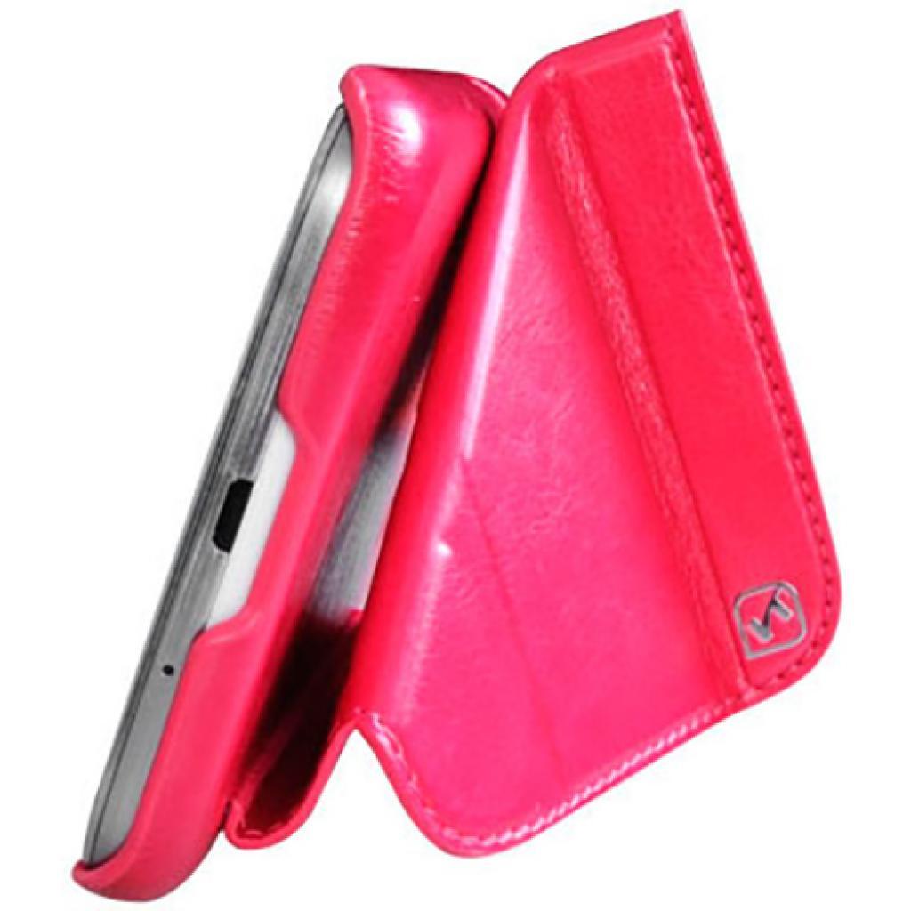 Чехол для моб. телефона HOCO для Samsung I9152 Galaxy Mega 5.8 /Crystal s (HS-L035 Rose Red) изображение 3