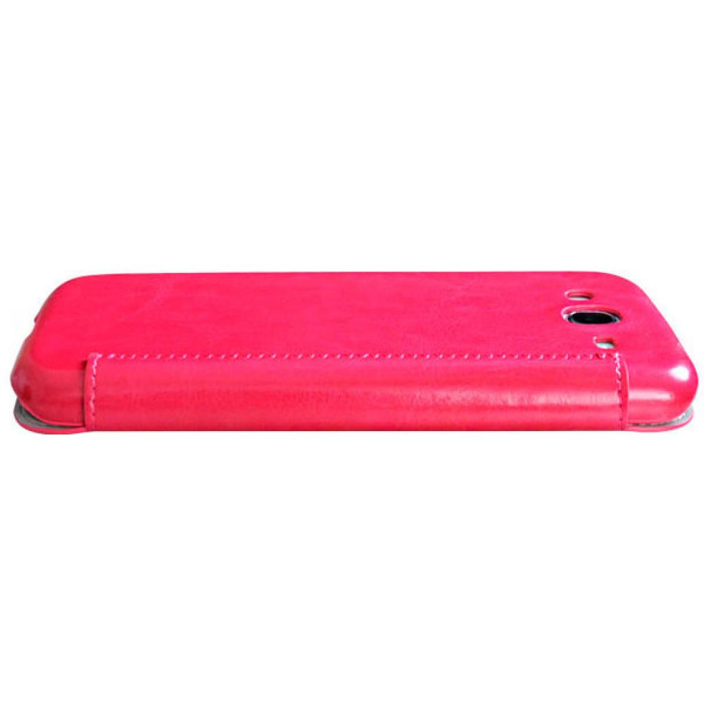 Чехол для моб. телефона HOCO для Samsung I9152 Galaxy Mega 5.8 /Crystal s (HS-L035 Rose Red) изображение 5