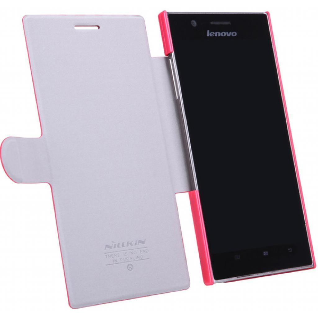 Чехол для моб. телефона NILLKIN для Lenovo K900 /Fresh/ Leather/Red (6076864) изображение 3