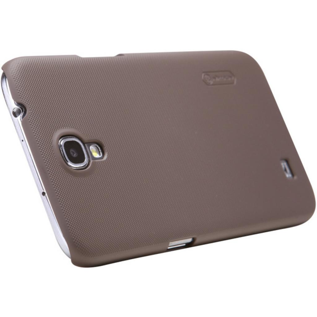 Чехол для моб. телефона NILLKIN для Samsung I9200 /Super Frosted Shield/Brown (6065875) изображение 3
