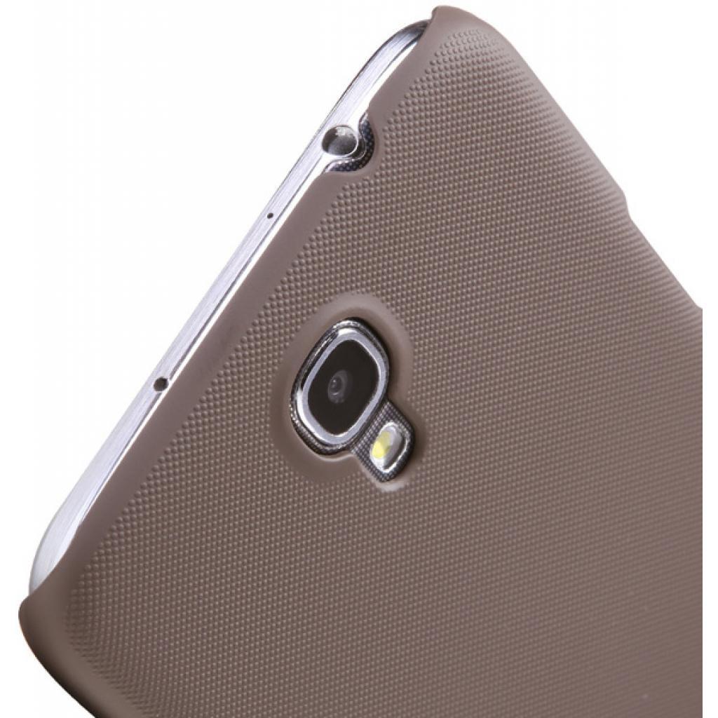 Чехол для моб. телефона NILLKIN для Samsung I9200 /Super Frosted Shield/Brown (6065875) изображение 5