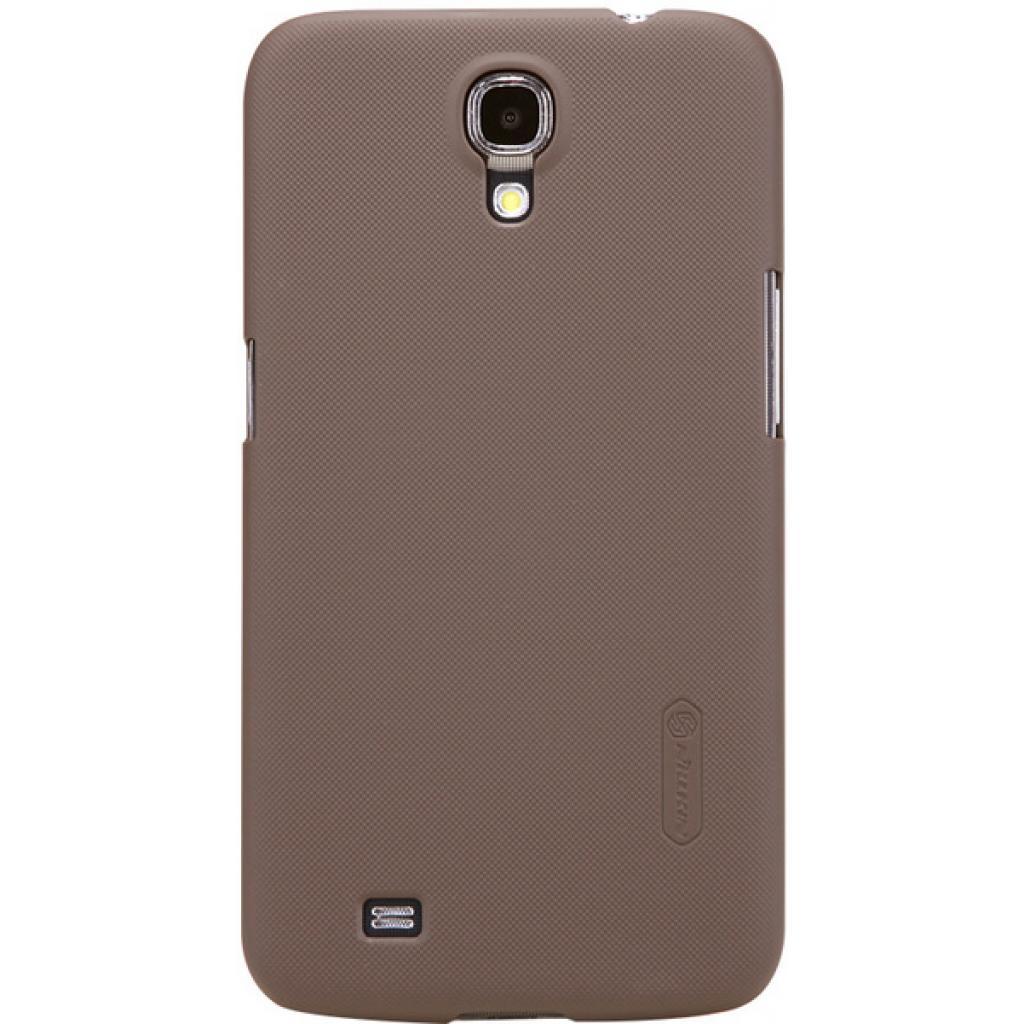 Чехол для моб. телефона NILLKIN для Samsung I9200 /Super Frosted Shield/Brown (6065875)