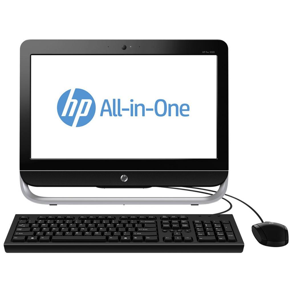 Компьютер HP HP AiO 3520 D5T03EA изображение 2