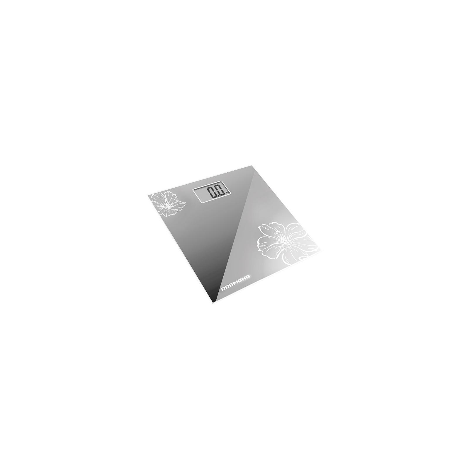 Весы напольные REDMOND RS-708 silver