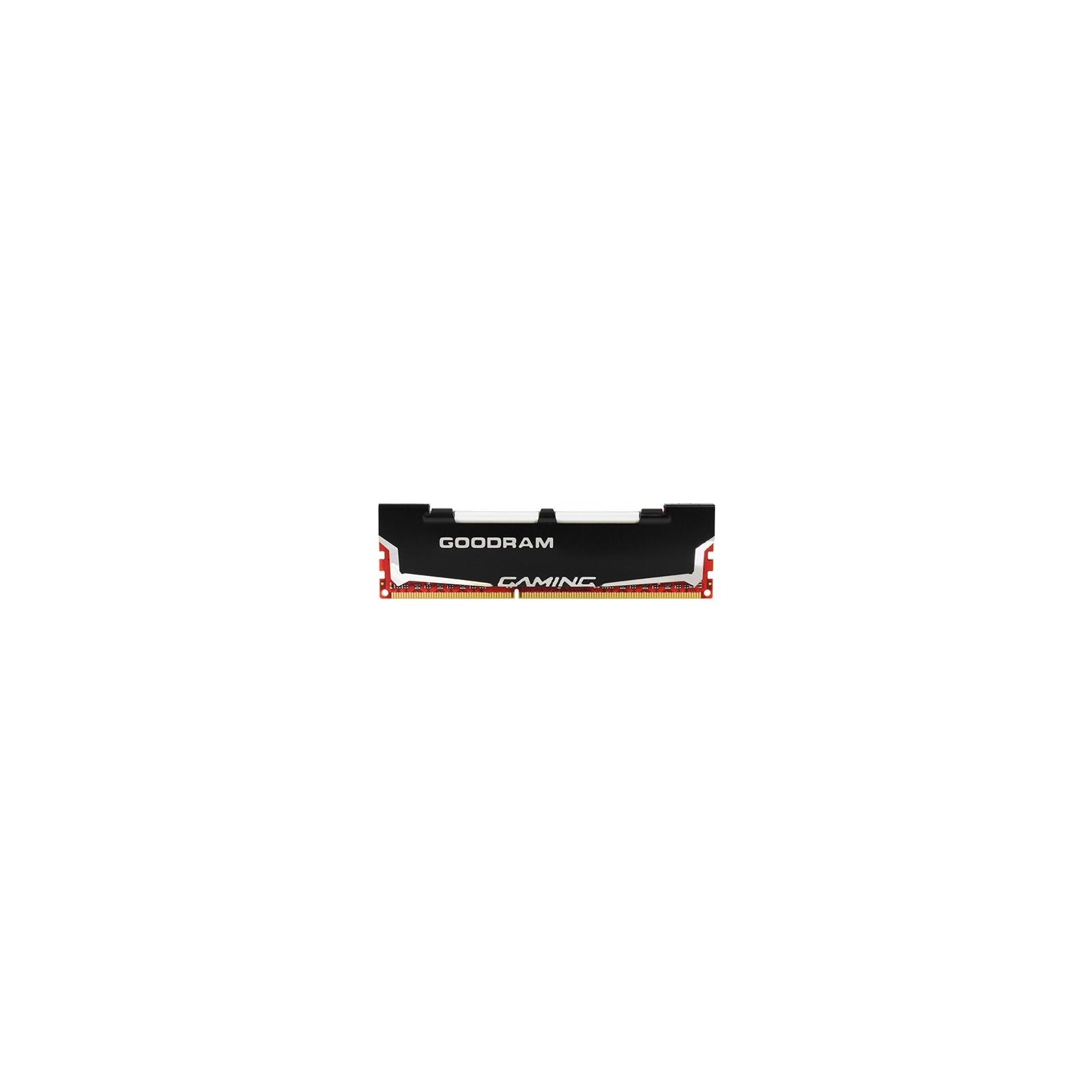 Модуль памяти для компьютера DDR3 8Gb 1600 MHz Led Gaming GOODRAM (GL1600D364L10/8G)