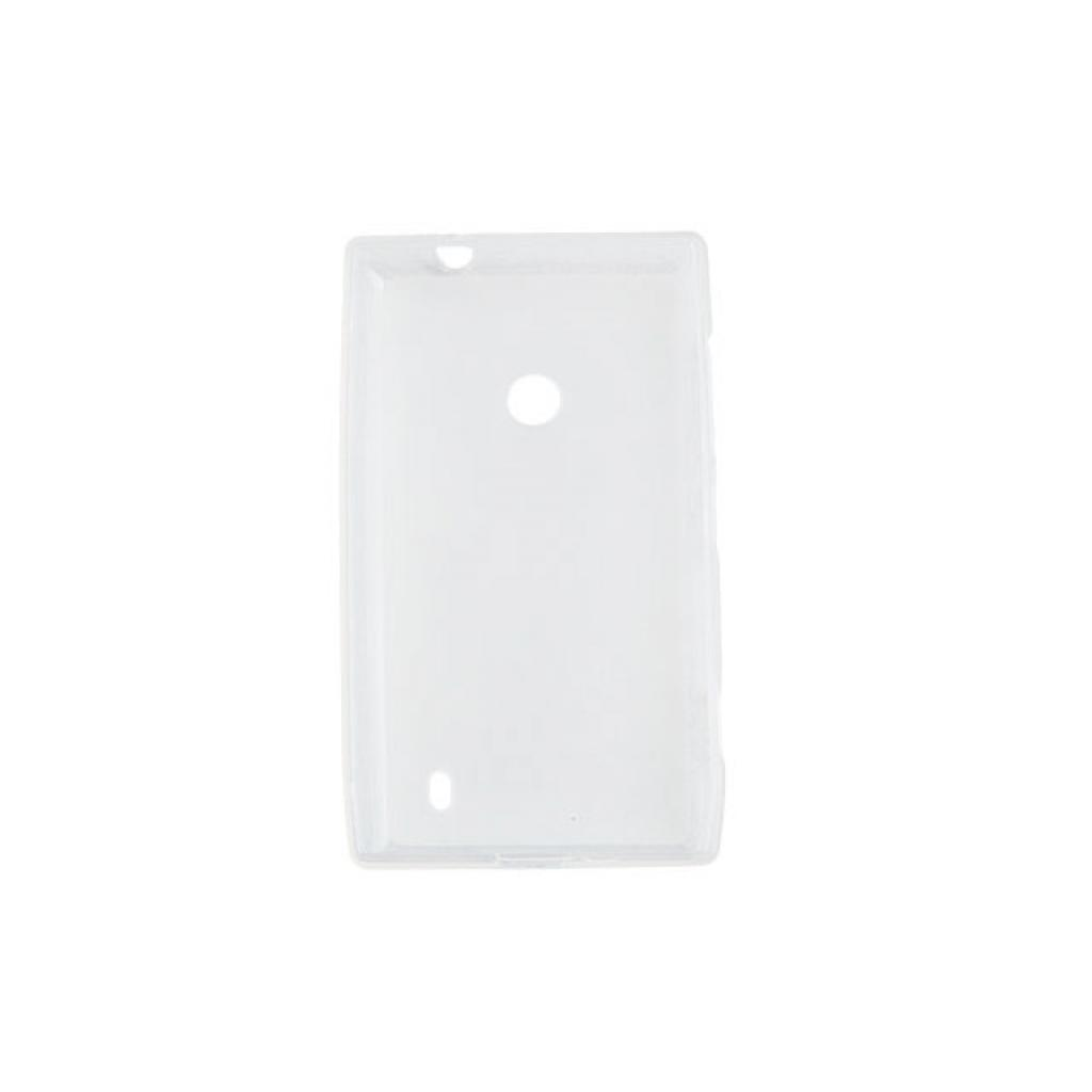 Чехол для моб. телефона для Nokia Lumia 525 (White Clear) Elastic PU Drobak (216397) изображение 2