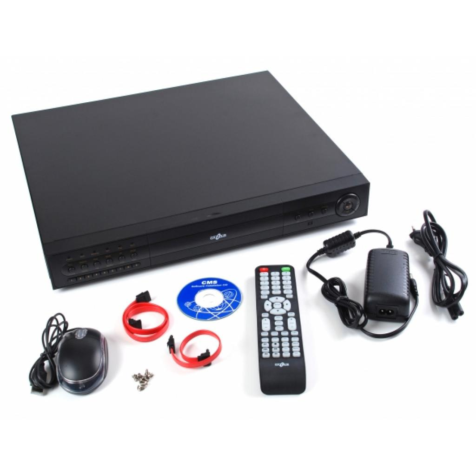 Регистратор для видеонаблюдения Gazer NF308me изображение 7
