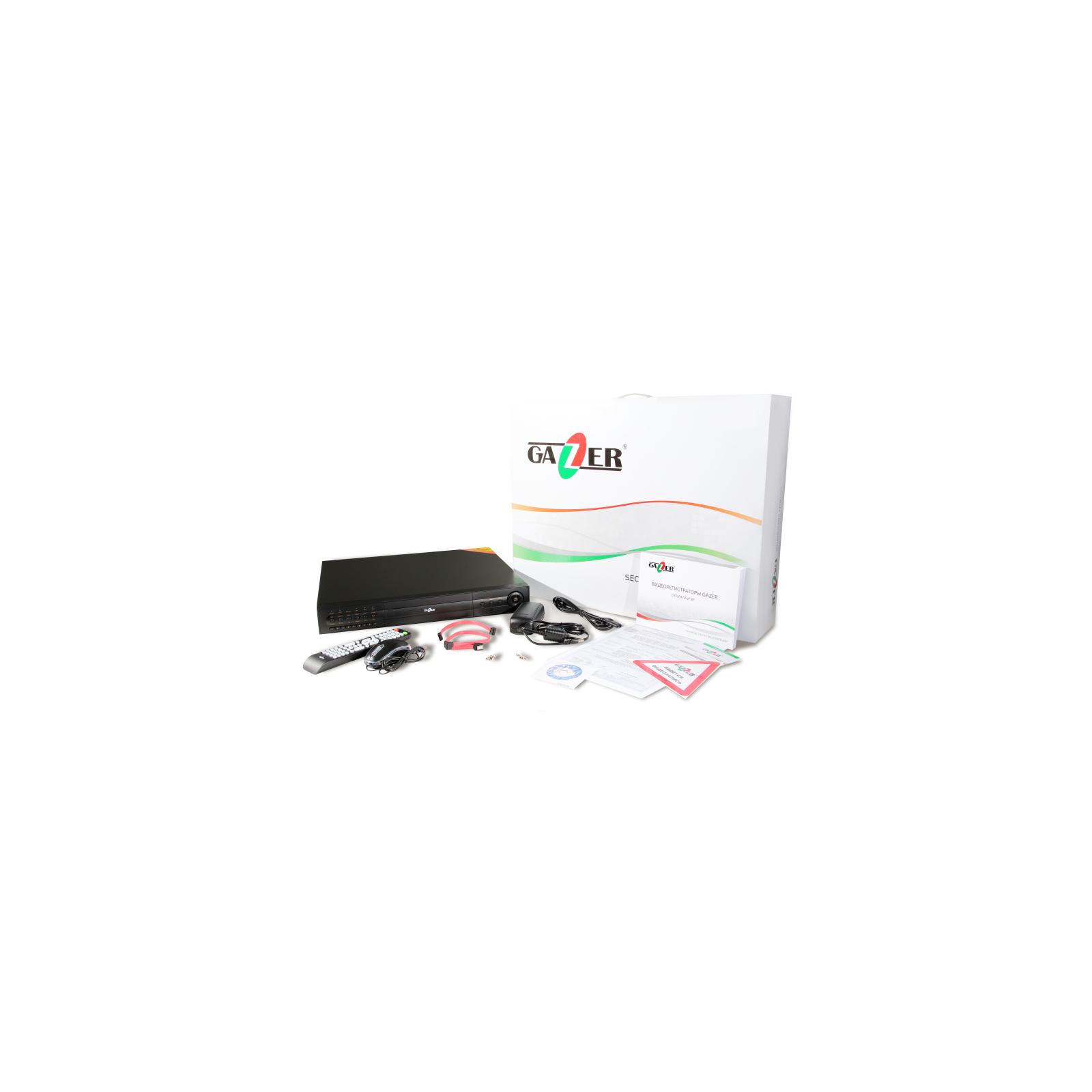 Регистратор для видеонаблюдения Gazer NF308me изображение 8