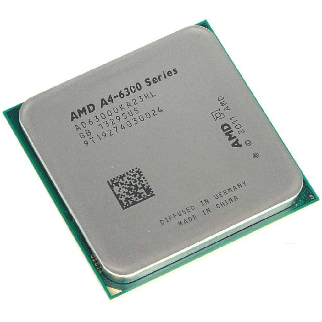 Процессор AMD A4-6300 X2 (AD6300OKA23HL) изображение 3