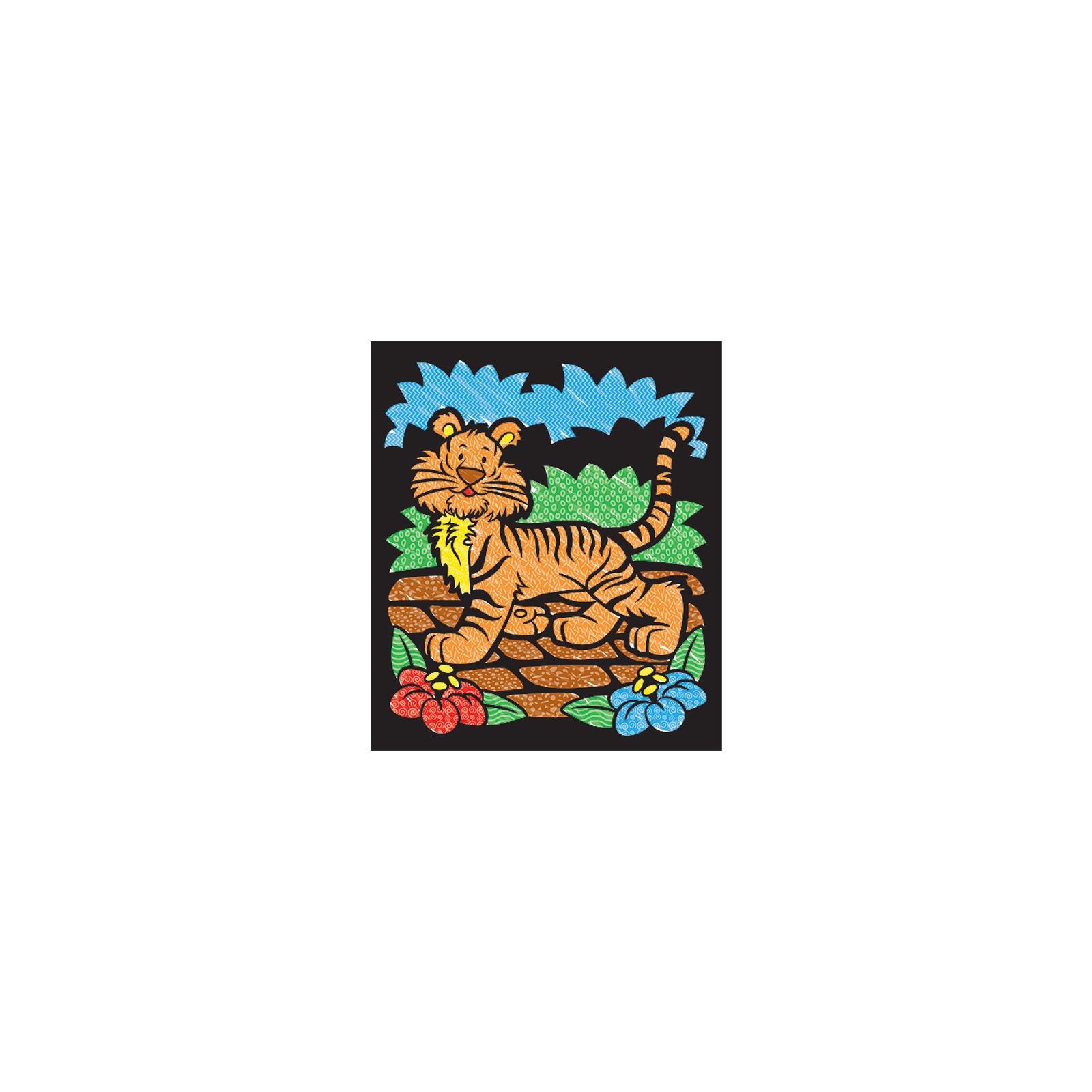 Набор для творчества Melissa&Doug Магическая бархатная раскраска Животные (MD5397) изображение 2