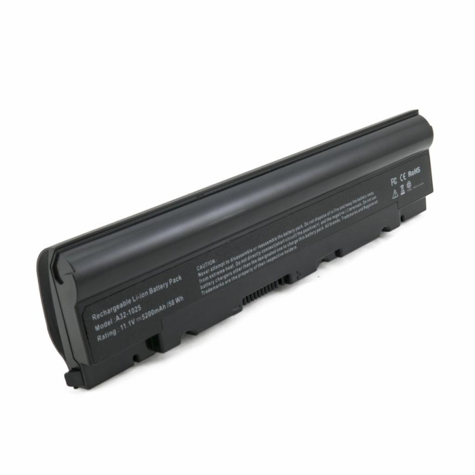 Аккумулятор для ноутбука Asus Eee PC 1025 (A32-1025) 5200 mAh Extradigital (BNA3921)