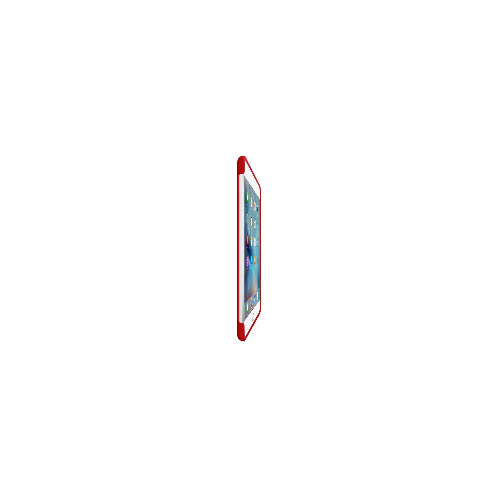 Чехол для планшета Apple iPad mini 4 Red (MKLN2ZM/A) изображение 3