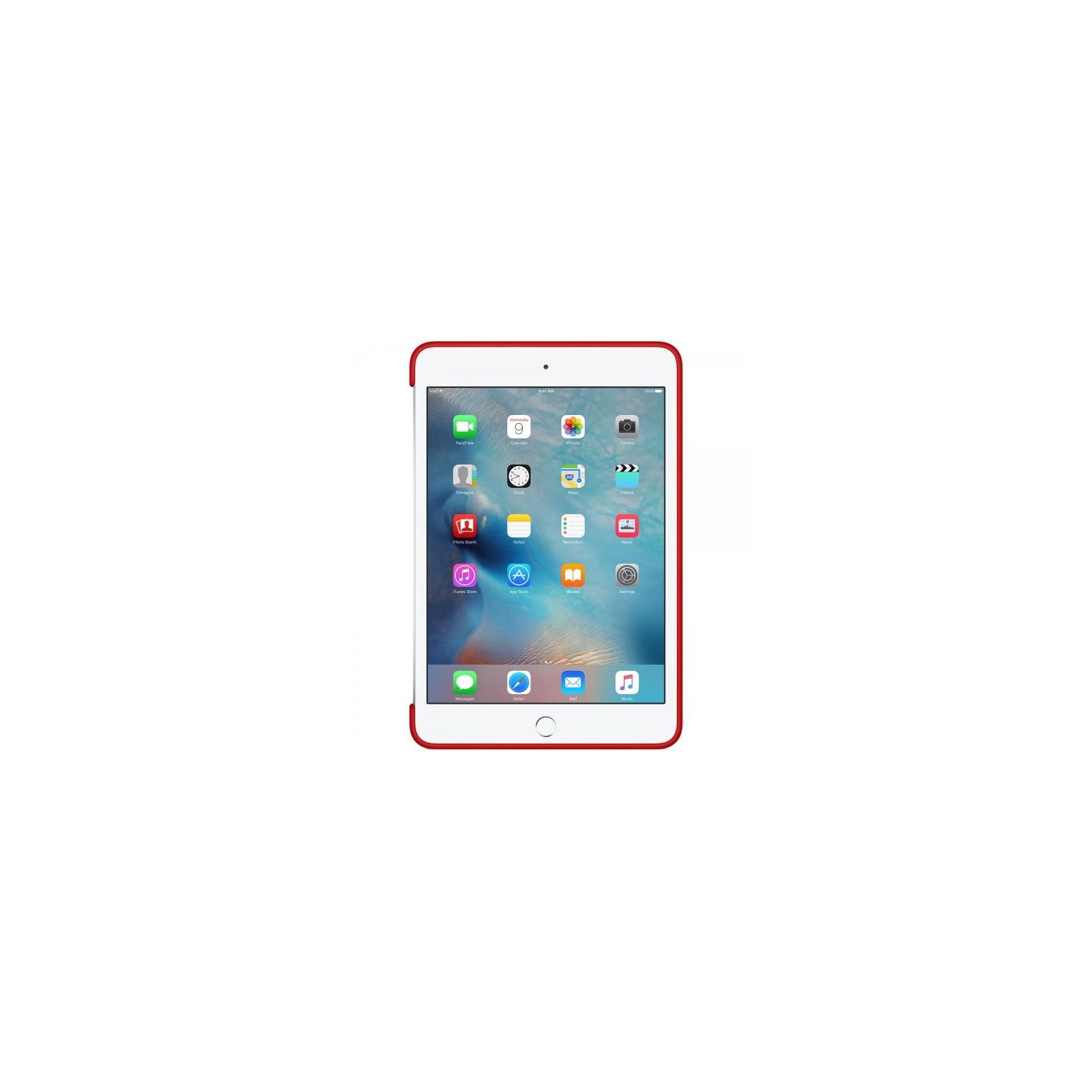 Чехол для планшета Apple iPad mini 4 Red (MKLN2ZM/A) изображение 4