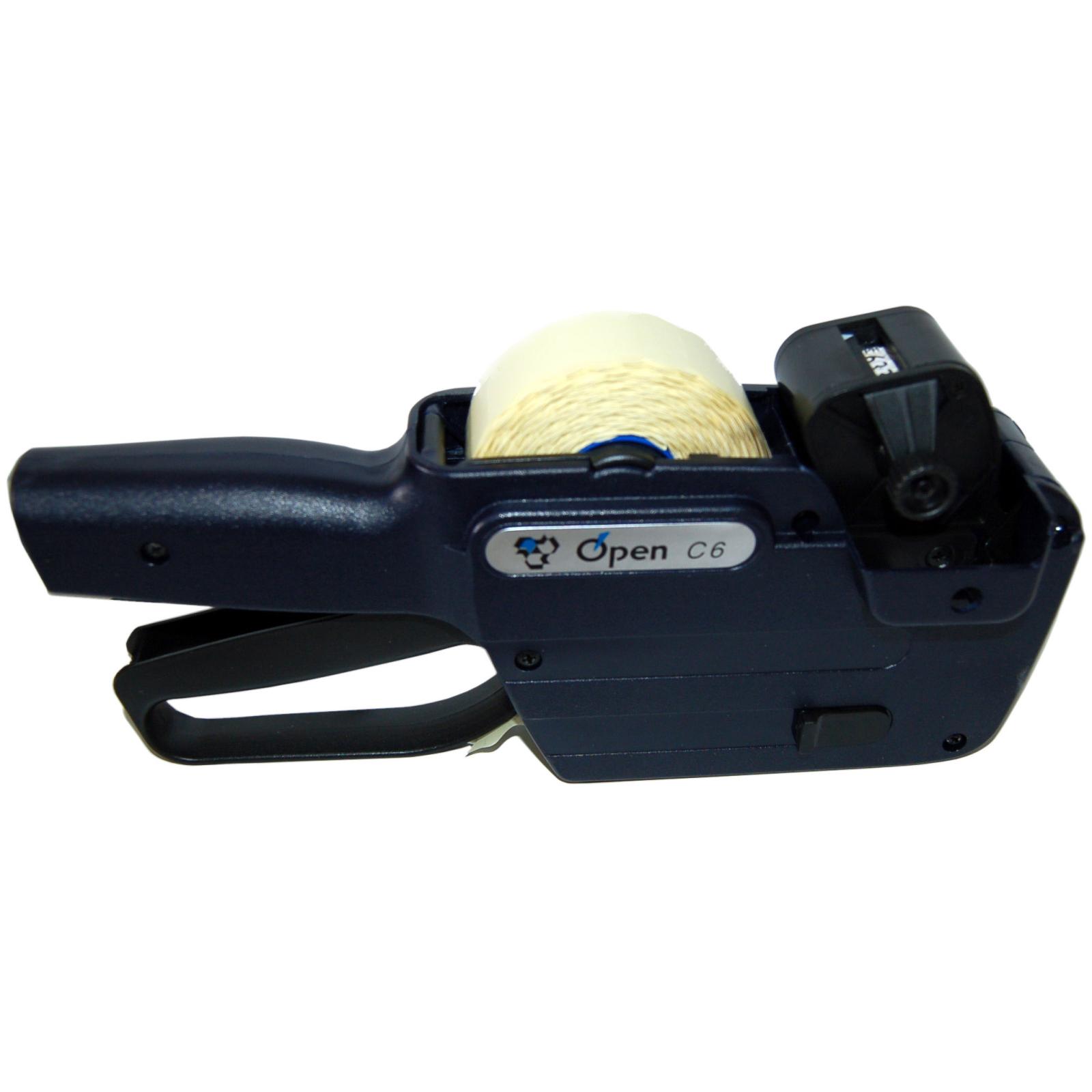 Этикет-пистолет Open C6 (C06BL)