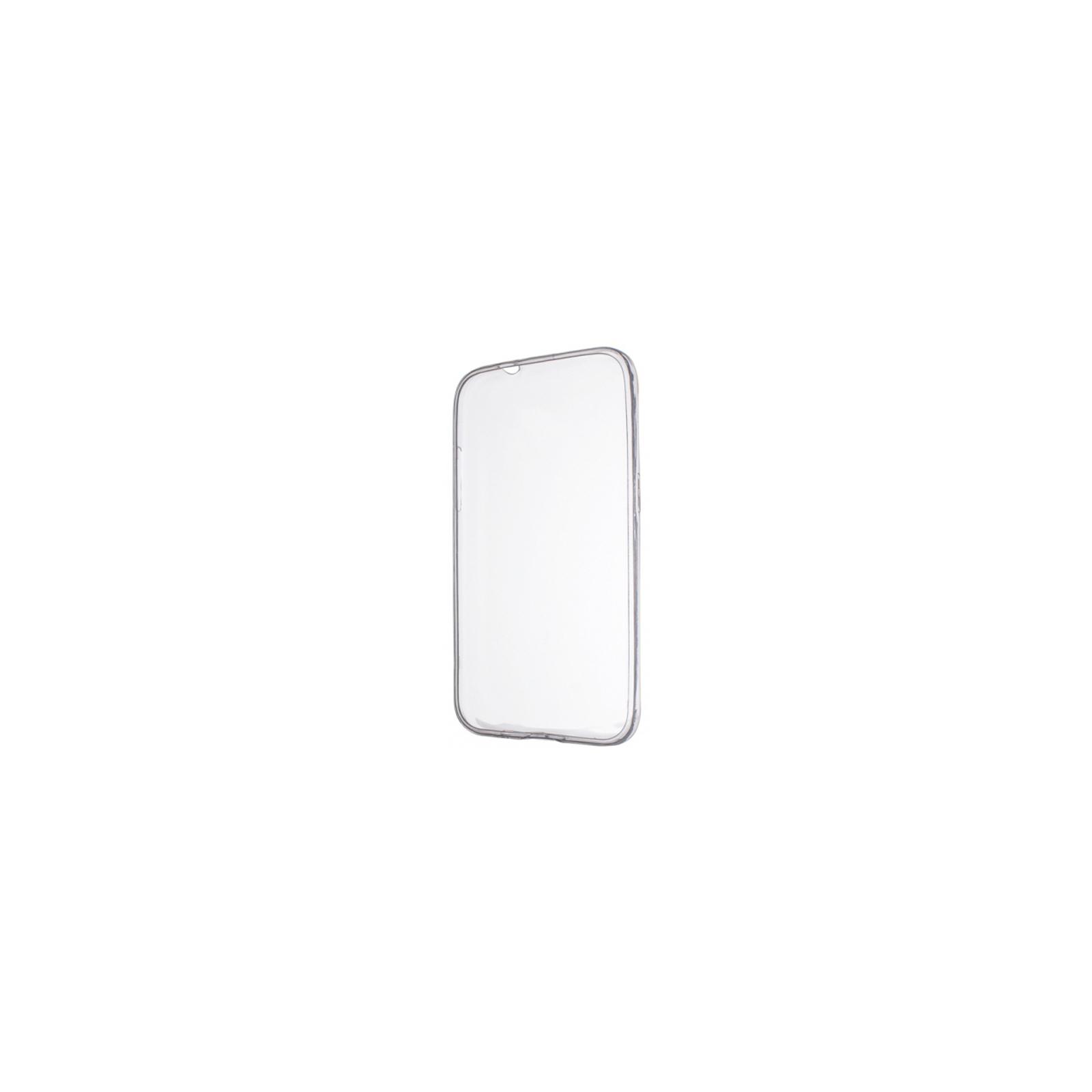 Чехол для моб. телефона Drobak Elastic PU для Samsung Galaxy A7 A710F White Clear (216993)