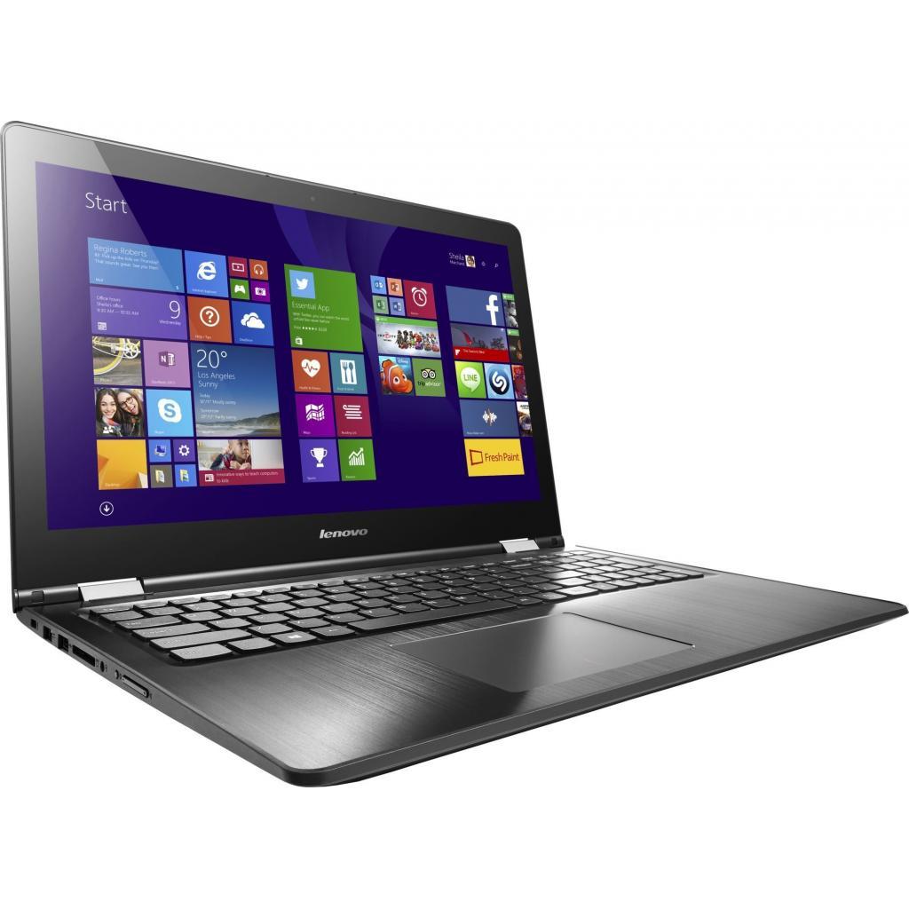 Ноутбук Lenovo Yoga 500-15 (80N600L1UA) изображение 2