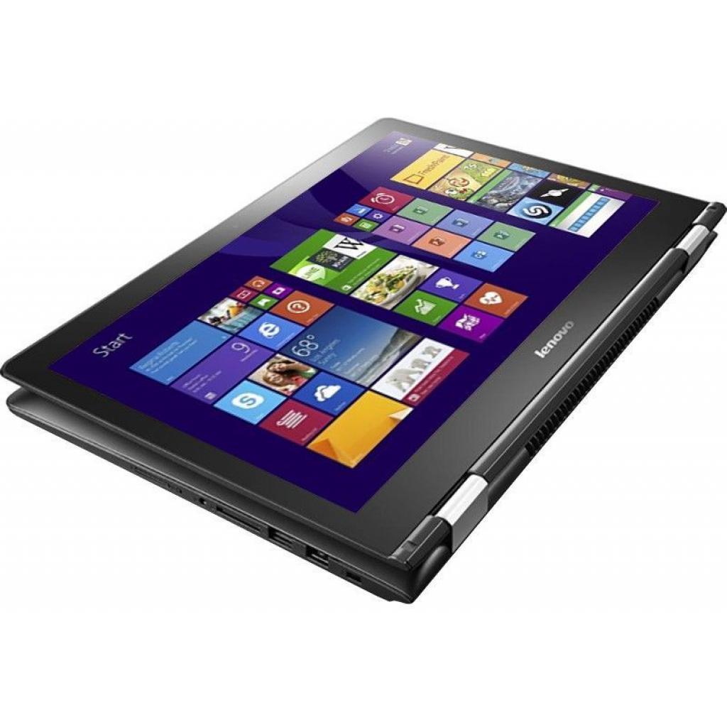 Ноутбук Lenovo Yoga 500-15 (80N600L1UA) изображение 9
