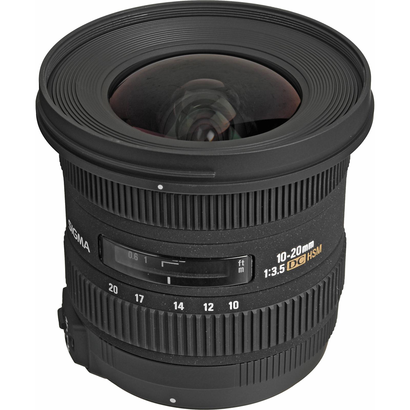 Объектив Sigma 10-20mm/3.5 EX DC HSM Canon (202954) изображение 3