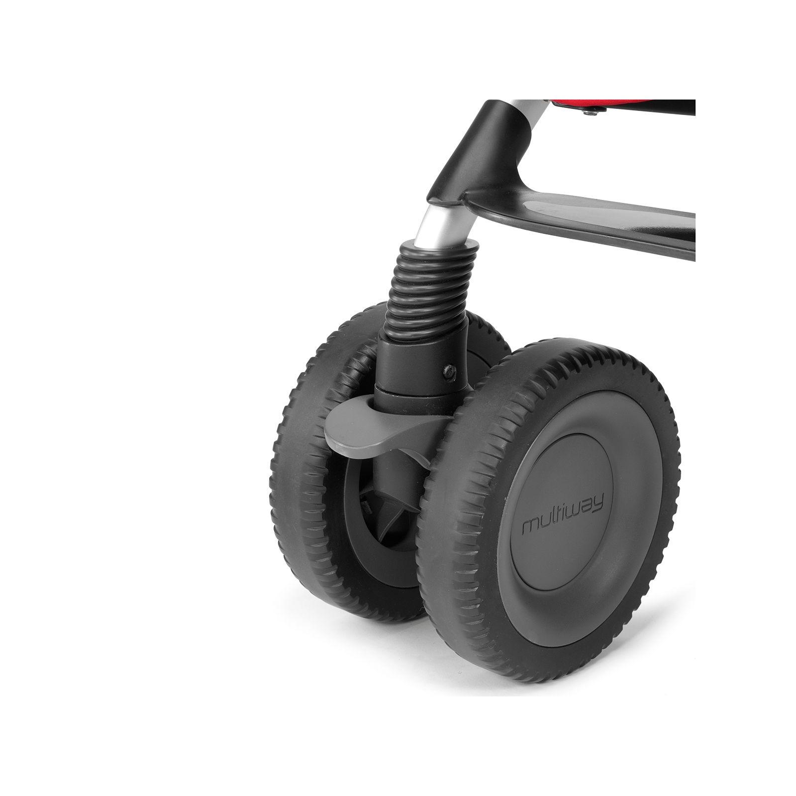 Коляска Chicco Multiway Evo Stroller Red (79315.70) изображение 2