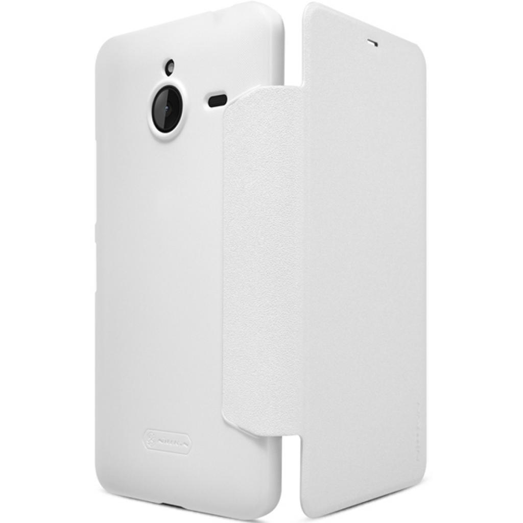 Чехол для моб. телефона NILLKIN для Microsoft Lumia 640 XL - Spark series (White) (6218528) изображение 2